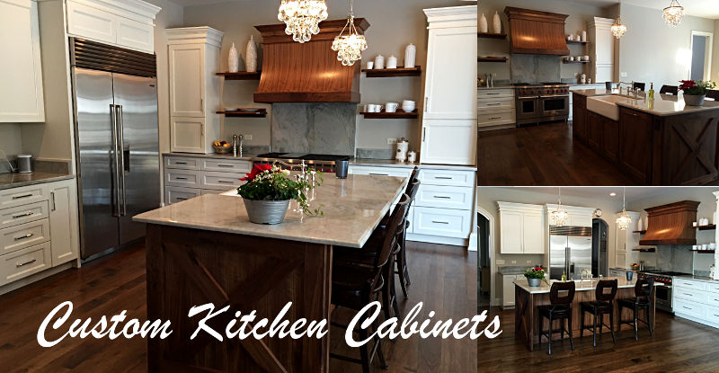 Highest Quality Custom Kitchen Cabinets In The Chicago Area