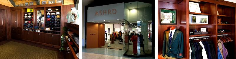 Showroom and retail display.